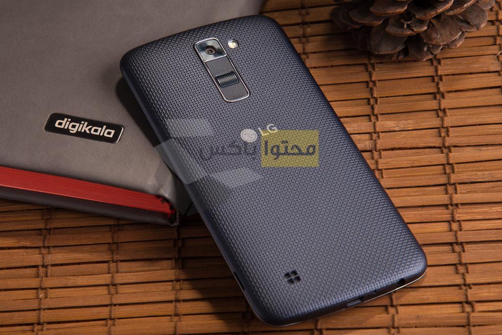عکاسی تبلیغاتی از گوشی موبایل LG برای دیجی کالا