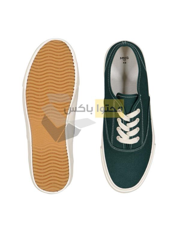 عکاسی محصول از کفش - نمای بالا و کف کفش