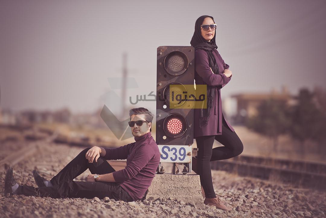 عکاسی فشن و مدلینگ برای پوشاک
